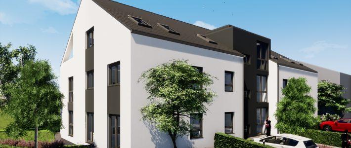Mehrfamilienhaus in Gau-Odernheim
